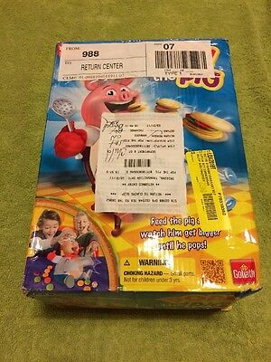 Pop the Pig Game New In Damaged Box 2-6 Players Age 4+ Goliath Games