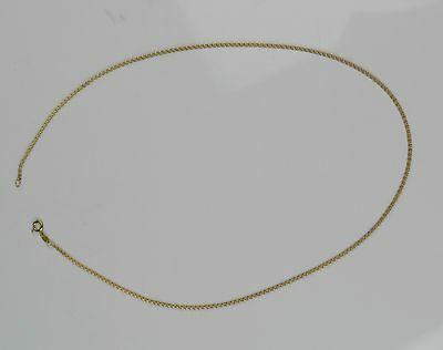 Halskette Gold 333 Vintage 90er  gold a necklace