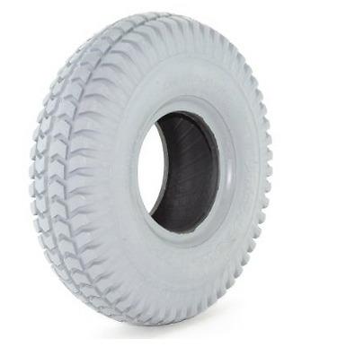 New Innova Tyre 200 X 50 Grey Universal Pattern Pneumatic aged care equipment