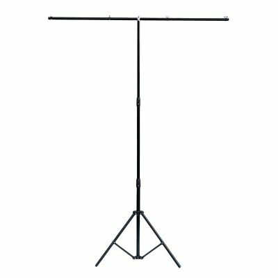 3M Heavy Duty T Bar Lighting Stand High Quality Light Weight DJ Disco T-Bar UK