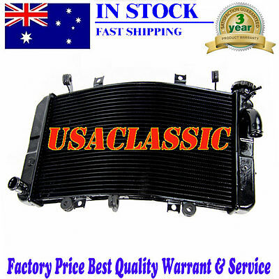 Replacement Radiator For Motorcycle Suzuki Hayabusa GSX1300R GSXR1300 2008-2012