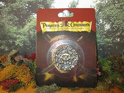 33Fp Pirates Of The Caribbean Official Disney Theme Park Merchandise Gold Coin