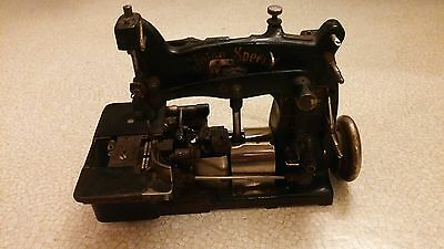 1920s Antique Industrial Union Special 15500 Sewing Machine