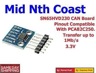 CJMCU-230 Bus Transceiver SN65HVD230 CAN Communication Module For Arduino