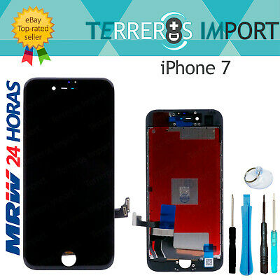 Pantalla Completa LCD Display Tactil iPhone 7 A1660 A1778 A1779 Negro Negra