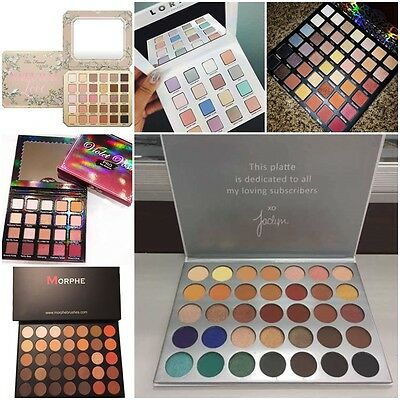30 Colors Real Faced Funfetti Natural Love MakeUp Too Faced EyeShadow Palette UK