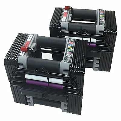 Dumbbells PowerBlock Elite Set Dumbell, 50-Pound (pair)
