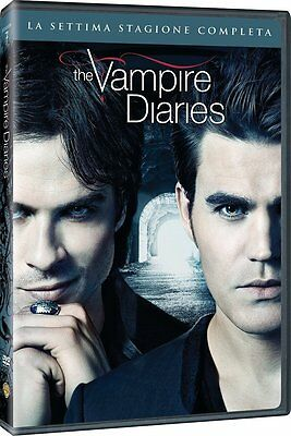 The Vampire Diaries - Stagione 7 - 5 Dvd - Cofanetto Italiano, Nuovo, Originale