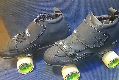 DBX 3 Roller-skate with Speed mate Plate UK 10