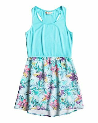 NEW ROXY™  Girls 8-14 Kozmic Blues Dress Teens Summerwear