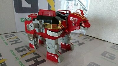 Power Rangers Lost Galaxy Deluxe Galaxy Megazord spare part Lion Galactabeast