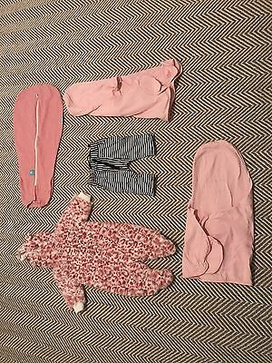Baby girls Clothes And swaddles Seed, ergobaby And Pumpkin Patch