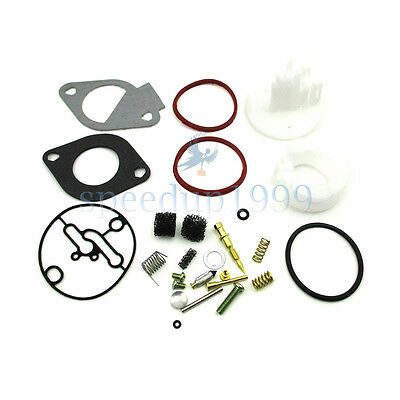 Carb Carburateur Réparation Kit Pour Nikki Briggs & Stratton 12HP 796184 Engines