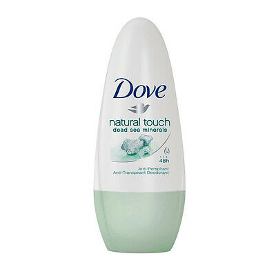 Dove Deo Roll On 50 Ml Natural Touch