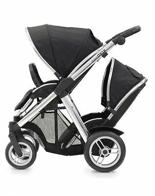Babystyle Oyster Max Tandem Seat BLACK EX DISPLAY Baby