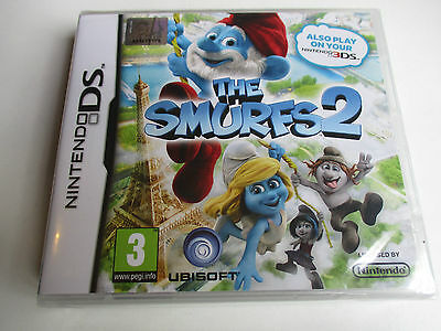 The Smurfs 2 Nintendo DS Game COMPLETE NEW & SEALED