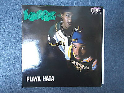 "Luniz Playa Hata 12"" Virgin 1996 VUST 103"