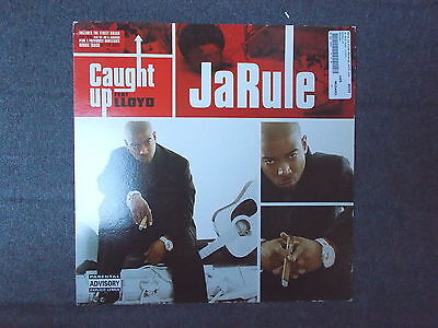 """Ja Rule Caught Up 12"""" The Inc Records 2004"""