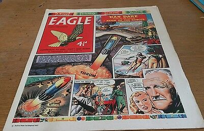 Eagle Comic, 27/12/57, Xmas Edition