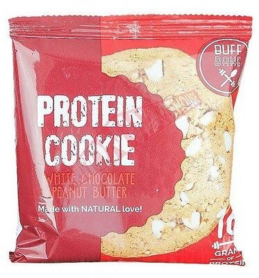 Buff Bake PROTEIN COOKIE, CHOC CHIP PEANUT BUTTER*USA Brand- 1Pc Or Box Of 12Pcs