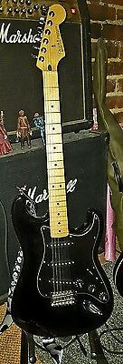 Fender Stratocaster Mexican 2005 Black