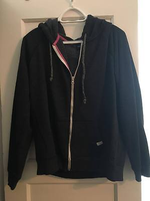 Women's American Eagle Gray Zip Up Hoodie Size XL