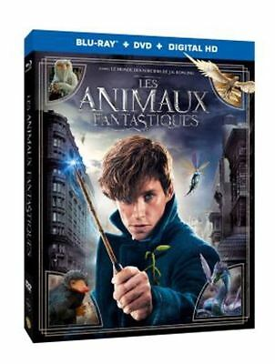 "Les Animaux Fantastiques (blu-ray+dvd)""Neuf"""