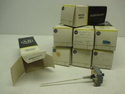 Allen Bradley 40146-126-53 Operating Head for Limit Switch *Lot of 8*