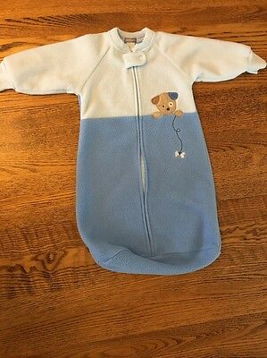 Carters Sleep Sack Size 0-9 Months Or Up To 21 Pounds
