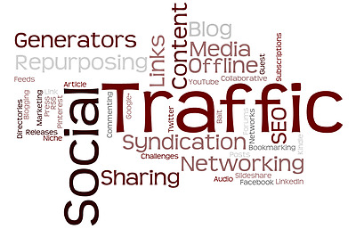Website Promotion Targeted Website Guaranteed over 4000 Social Visitors