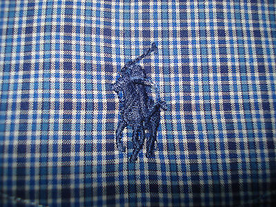 Polo Ralph Lauren Men's 100% Cotton Longsleeves Blake Shirt Size Medium Great!
