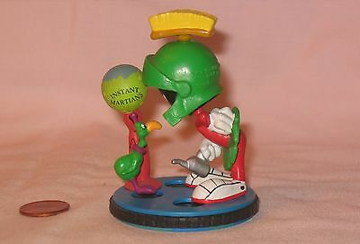 Looney Tunes Marvin The Martian And Instant Martian PVC Figure; By Applause 1997