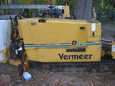 2001 D10X15 Vermeer Navigator Directional Drill with locator