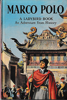 Ladybird Books: Series 561, Marco Polo (matt; 2'6)