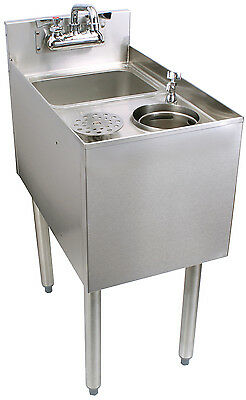 """Glastender C-MTS-14 Stainless Steel Mixology Unit 14"""""""
