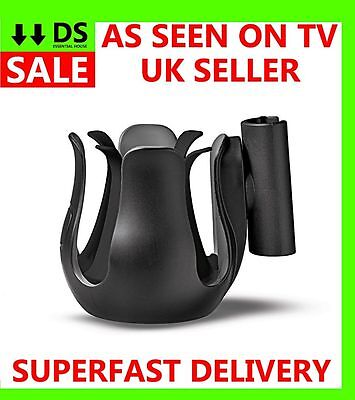 NEW! Quinny Cup Holder Black Xtra Buzz Moodd Stroller Child Adult Pushchair PP