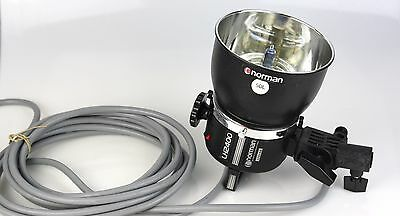 Norman LH2400 Flash Head Strobe