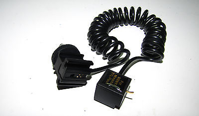 Off-Camera TTL Flash Cord for Sony/Minolta Cameras