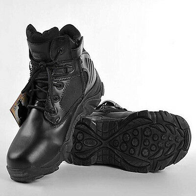 Men Outdoor Combat Military Hiking Ankle Boots Desert US Tactical Footwear Shoes