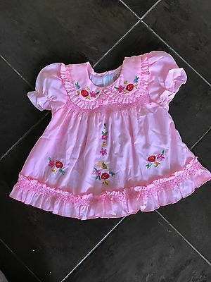 New  baby toddler girl clothes ,dress 12 -18'months  # b5