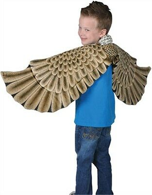Child Full Length Bird Costume Accessory Eagle Wings