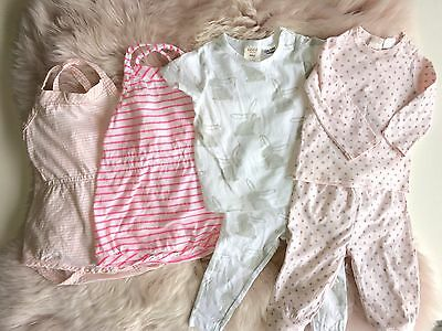 Seed Baby Girl Bundle Size 00 (3-6months)