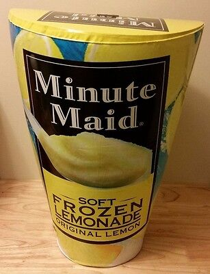 Minute Maid Frozen Lemonade Cup Inflatable Advertising Promotional Prop
