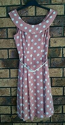 Ladies Dress Brand Review Size 6 New