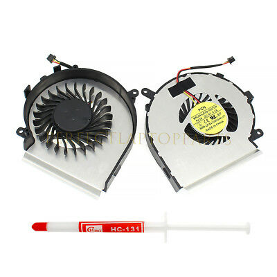 For MSI GE62 GE72 GL62 GL72 PE60 PE70 Series CPU Fan PAAD06015SL N285 Displace