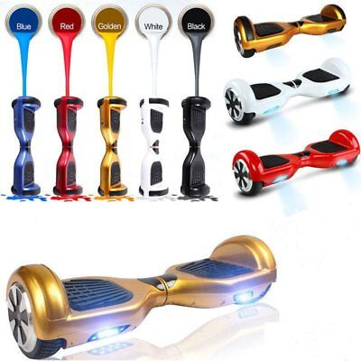 "6.5"" 2 Wheels Self Balancing Electric Scooter Balance LED Skateboard Bluetooth"