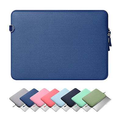 """Laptop Sleeve Case Carry Bag Pouch Cover For 11""""13"""" 15"""" MacBook Air/Pro Notebook"""