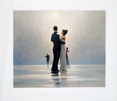 Jack Vettriano - Dance Me to the End of Love - Art Poster Large Print 72 x 67 cm