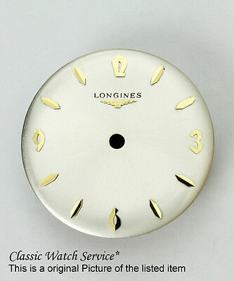 Longines cal. 10.68ZS NOS very nice and clean Dial, Diameter is 26,86mm    #08#