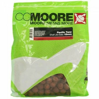 Cc Moore Pacific Tuna Boilies All Sizes In Shelf Life Plus Free Gift